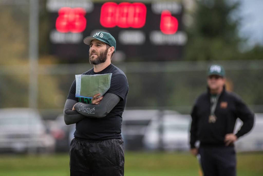 Coach Scott Martens Goes To South Delta Earl Marriott Football Club